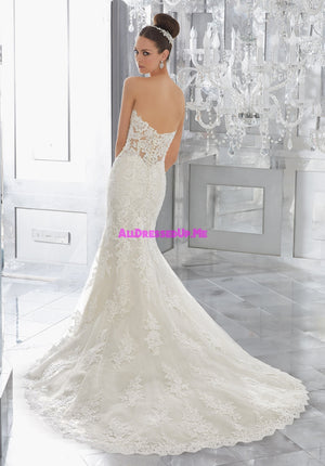Blu - Marni - 5572 - All Dressed Up, Bridal Gown - Morilee - - Wedding Gowns Dresses Chattanooga Hixson Shops Boutiques Tennessee TN Georgia GA MSRP Lowest Prices Sale Discount