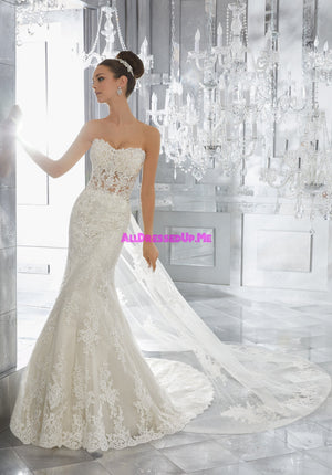 Blu - Marni - 5572 - Cheron's Bridal, Wedding Gown - Morilee - - Wedding Gowns Dresses Chattanooga Hixson Shops Boutiques Tennessee TN Georgia GA MSRP Lowest Prices Sale Discount