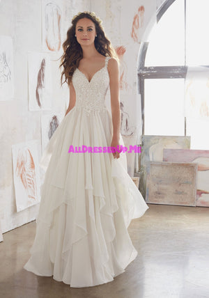 Blu - Mary - 5512 - All Dressed Up, Bridal Gown - Morilee - - Wedding Gowns Dresses Chattanooga Hixson Shops Boutiques Tennessee TN Georgia GA MSRP Lowest Prices Sale Discount