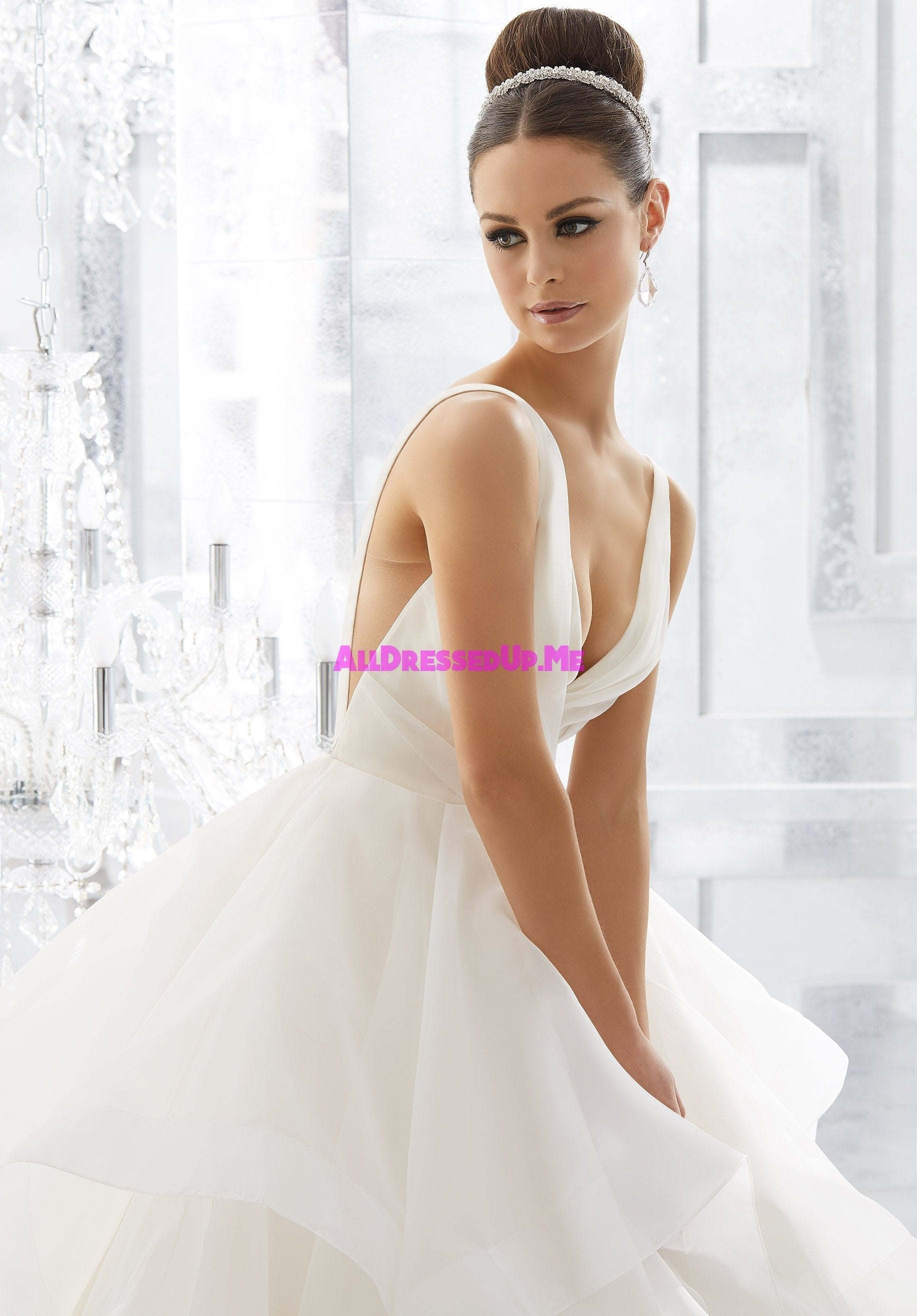 Blu - Milly - 5577 - All Dressed Up, Bridal Gown - All Dressed Up ...