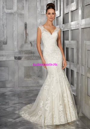 Blu - Monet - 5562 - Cheron's Bridal, Wedding Gown - Morilee - - Wedding Gowns Dresses Chattanooga Hixson Shops Boutiques Tennessee TN Georgia GA MSRP Lowest Prices Sale Discount