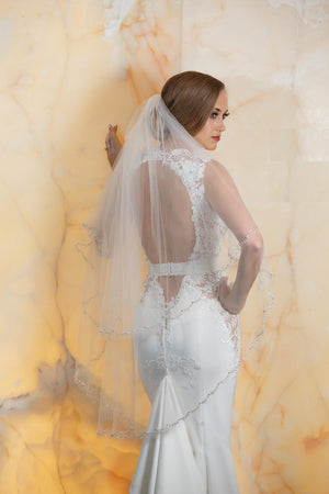 Berger - 467 - All Dressed Up, Bridal Veil