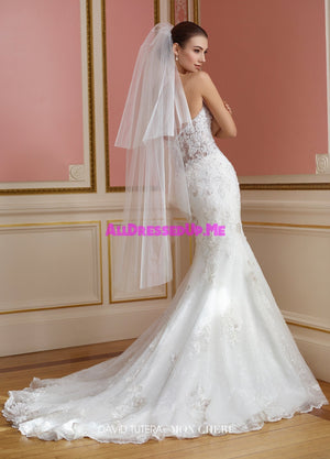 David Tutera - 217209W - Vada - All Dressed Up, Bridal Gown - Mon Cheri - - Wedding Gowns Dresses Chattanooga Hixson Shops Boutiques Tennessee TN Georgia GA MSRP Lowest Prices Sale Discount