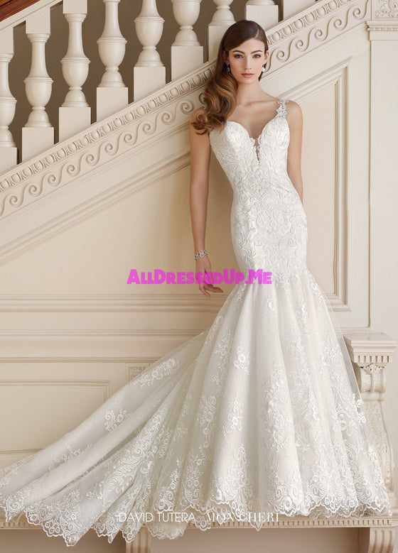 David Tutera - 217213 - Mabel - All Dressed Up, Bridal Gown - Mon Cheri - - Wedding Gowns Dresses Chattanooga Hixson Shops Boutiques Tennessee TN Georgia GA MSRP Lowest Prices Sale Discount
