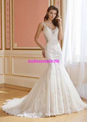 David Tutera - 217224 - Lela - All Dressed Up, Bridal Gown - Mon Cheri - - Wedding Gowns Dresses Chattanooga Hixson Shops Boutiques Tennessee TN Georgia GA MSRP Lowest Prices Sale Discount