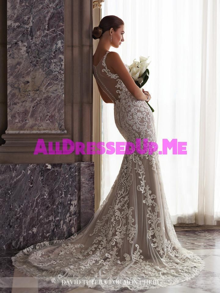 David Tutera - Amber - 117268 - All Dressed Up, Bridal Gown - All ...