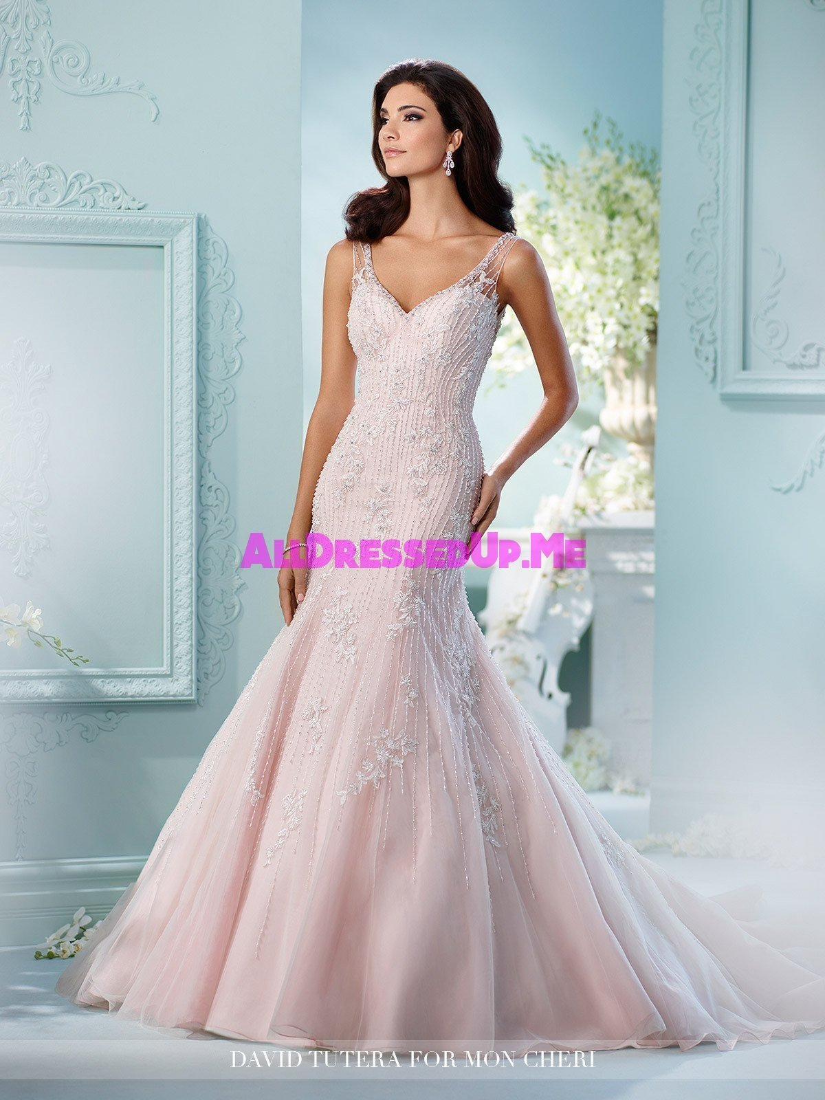 David Tutera - Azure - 216234 - All Dressed Up, Bridal Gown - All ...