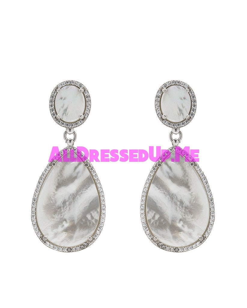 David Tutera Embellish - Amelia Earrings - All Dressed Up, Jewelry - Mon Cheri - - Costume Wedding Bridal Hand Crafted Made Quality Bling Special Occasions Chattanooga Hixson Shops Boutiques Tennessee TN Georgia GA MSRP Lowest Prices Sale Discount