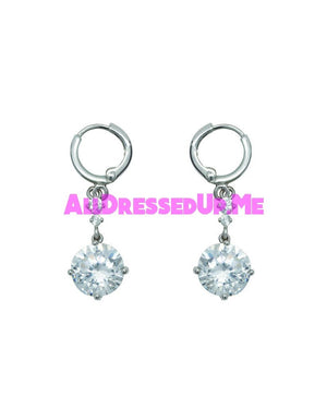 David Tutera Embellish - Carly Earrings - All Dressed Up, Jewelry - Mon Cheri - - Costume Wedding Bridal Hand Crafted Made Quality Bling Special Occasions Chattanooga Hixson Shops Boutiques Tennessee TN Georgia GA MSRP Lowest Prices Sale Discount