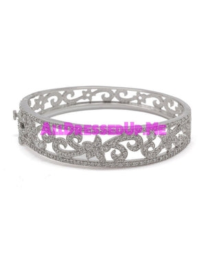 David Tutera Embellish - Claudia Bracelet - All Dressed Up, Jewelry - Mon Cheri - - Costume Wedding Bridal Hand Crafted Made Quality Bling Special Occasions Chattanooga Hixson Shops Boutiques Tennessee TN Georgia GA MSRP Lowest Prices Sale Discount