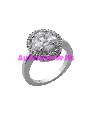 David Tutera Embellish - Elizabeth Ring - All Dressed Up, Jewelry - Mon Cheri - - Costume Wedding Bridal Hand Crafted Made Quality Bling Special Occasions Chattanooga Hixson Shops Boutiques Tennessee TN Georgia GA MSRP Lowest Prices Sale Discount