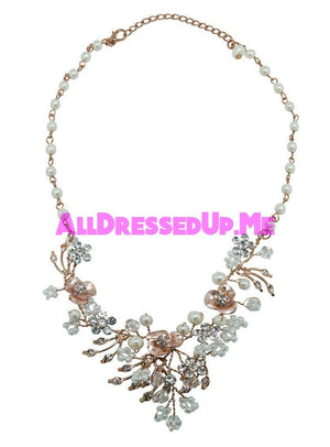 David Tutera Embellish - Hope Necklace - All Dressed Up, Jewelry - Mon Cheri - - Costume Wedding Bridal Hand Crafted Made Quality Bling Special Occasions Chattanooga Hixson Shops Boutiques Tennessee TN Georgia GA MSRP Lowest Prices Sale Discount