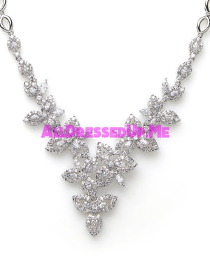 David Tutera Embellish - Isabelle Necklace - All Dressed Up, Jewelry - Mon Cheri - - Costume Wedding Bridal Hand Crafted Made Quality Bling Special Occasions Chattanooga Hixson Shops Boutiques Tennessee TN Georgia GA MSRP Lowest Prices Sale Discount
