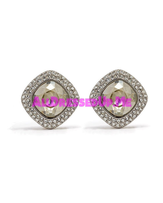 David Tutera Embellish - Jessica Earrings - All Dressed Up, Jewelry - Mon Cheri - - Costume Wedding Bridal Hand Crafted Made Quality Bling Special Occasions Chattanooga Hixson Shops Boutiques Tennessee TN Georgia GA MSRP Lowest Prices Sale Discount
