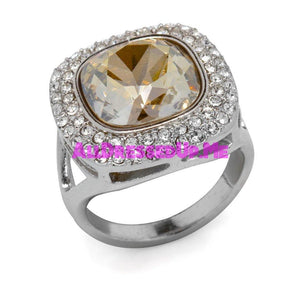 David Tutera Embellish - Jessica Ring - All Dressed Up, Jewelry - Mon Cheri - - Costume Wedding Bridal Hand Crafted Made Quality Bling Special Occasions Chattanooga Hixson Shops Boutiques Tennessee TN Georgia GA MSRP Lowest Prices Sale Discount