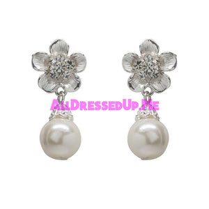 David Tutera Embellish - Lenore Earrings - All Dressed Up, Jewelry - Mon Cheri - - Costume Wedding Bridal Hand Crafted Made Quality Bling Special Occasions Chattanooga Hixson Shops Boutiques Tennessee TN Georgia GA MSRP Lowest Prices Sale Discount