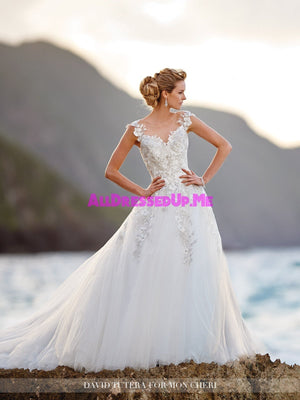 David Tutera - Jay - 216238 - All Dressed Up, Bridal Gown - Mon Cheri - - Wedding Gowns Dresses Chattanooga Hixson Shops Boutiques Tennessee TN Georgia GA MSRP Lowest Prices Sale Discount