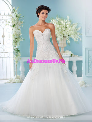 David Tutera - Kalapini - 216241 - All Dressed Up, Bridal Gown - Mon Cheri - - Wedding Gowns Dresses Chattanooga Hixson Shops Boutiques Tennessee TN Georgia GA MSRP Lowest Prices Sale Discount