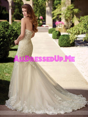 David Tutera - Oria - 117278 - All Dressed Up, Bridal Gown - Mon Cheri - - Wedding Gowns Dresses Chattanooga Hixson Shops Boutiques Tennessee TN Georgia GA MSRP Lowest Prices Sale Discount