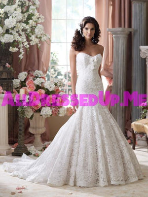 David Tutera - Swire - 114286 - All Dressed Up, Bridal Gown - Mon Cheri - - Wedding Gowns Dresses Chattanooga Hixson Shops Boutiques Tennessee TN Georgia GA MSRP Lowest Prices Sale Discount