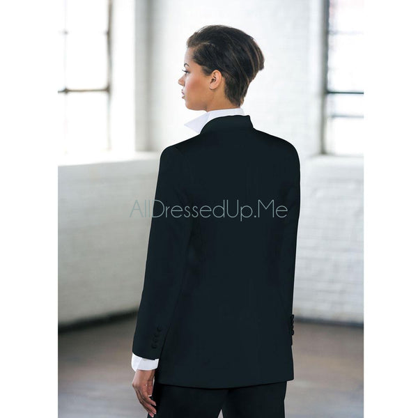 Little Black Tux, Jacket - 6035LL - All Dressed Up, Tuxedo