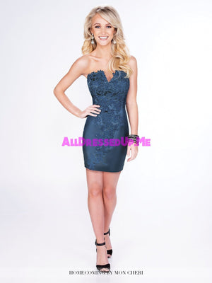 Ellie Wilde - MCS21673 - All Dressed Up, Prom Dress - - Dresses Two Piece Cut Out Sweetheart Halter Low Back High Neck Print Beaded Chiffon Jersey Fitted Sexy Satin Lace Jeweled Sparkle Shimmer Sleeveless Stunning Gorgeous Modest See Through Transparent Glitter Special Occasions Event Chattanooga Hixson Shops Boutiques Tennessee TN Georgia GA MSRP Lowest Prices Sale Discount