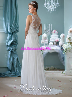 Enchanting - 116127 - All Dressed Up, Bridal Gown - Mon Cheri - - Wedding Gowns Dresses Chattanooga Hixson Shops Boutiques Tennessee TN Georgia GA MSRP Lowest Prices Sale Discount