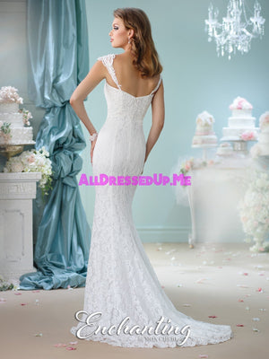 Enchanting - 116140 - All Dressed Up, Bridal Gown - Mon Cheri - - Wedding Gowns Dresses Chattanooga Hixson Shops Boutiques Tennessee TN Georgia GA MSRP Lowest Prices Sale Discount