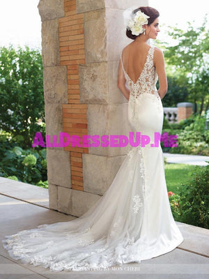 Enchanting - 117173 - All Dressed Up, Bridal Gown - Mon Cheri - - Wedding Gowns Dresses Chattanooga Hixson Shops Boutiques Tennessee TN Georgia GA MSRP Lowest Prices Sale Discount