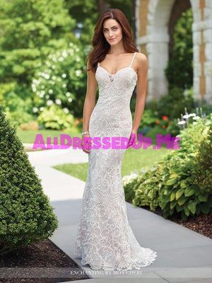 Enchanting - 117179 - All Dressed Up, Bridal Gown - Mon Cheri - - Wedding Gowns Dresses Chattanooga Hixson Shops Boutiques Tennessee TN Georgia GA MSRP Lowest Prices Sale Discount