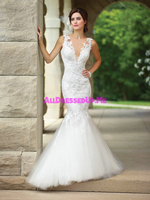Enchanting - 117182 - All Dressed Up, Bridal Gown - Mon Cheri - - Wedding Gowns Dresses Chattanooga Hixson Shops Boutiques Tennessee TN Georgia GA MSRP Lowest Prices Sale Discount