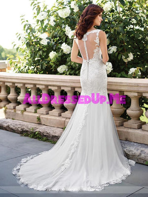 Enchanting - 117194W - All Dressed Up, Bridal Gown - Mon Cheri - - Wedding Gowns Dresses Chattanooga Hixson Shops Boutiques Tennessee TN Georgia GA MSRP Lowest Prices Sale Discount