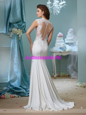 Enchanting - 216158 - All Dressed Up, Bridal Gown - Mon Cheri - - Wedding Gowns Dresses Chattanooga Hixson Shops Boutiques Tennessee TN Georgia GA MSRP Lowest Prices Sale Discount