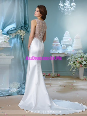 Enchanting - 216165 - All Dressed Up, Bridal Gown - Mon Cheri - - Wedding Gowns Dresses Chattanooga Hixson Shops Boutiques Tennessee TN Georgia GA MSRP Lowest Prices Sale Discount