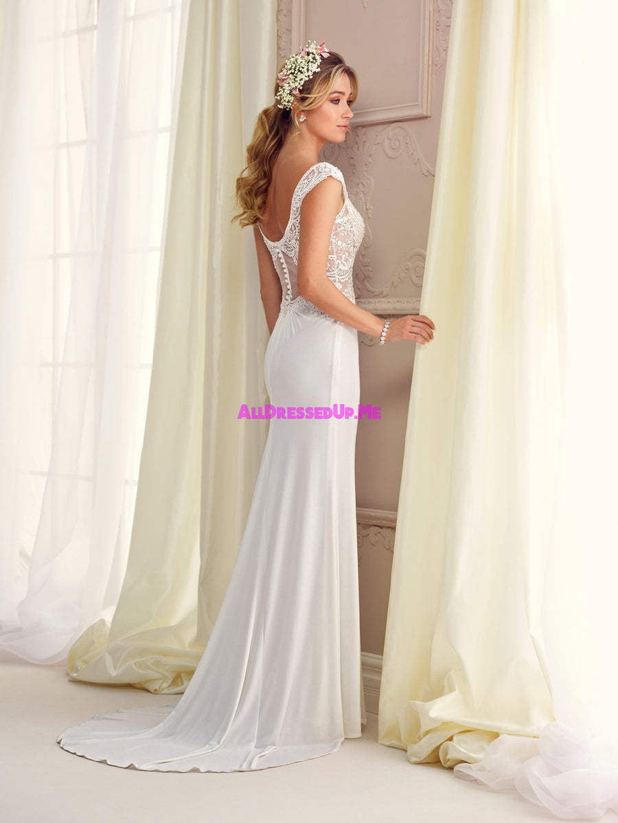Enchanting - 217104 - All Dressed Up, Bridal Gown - Mon Cheri - - Wedding Gowns Dresses Chattanooga Hixson Shops Boutiques Tennessee TN Georgia GA MSRP Lowest Prices Sale Discount