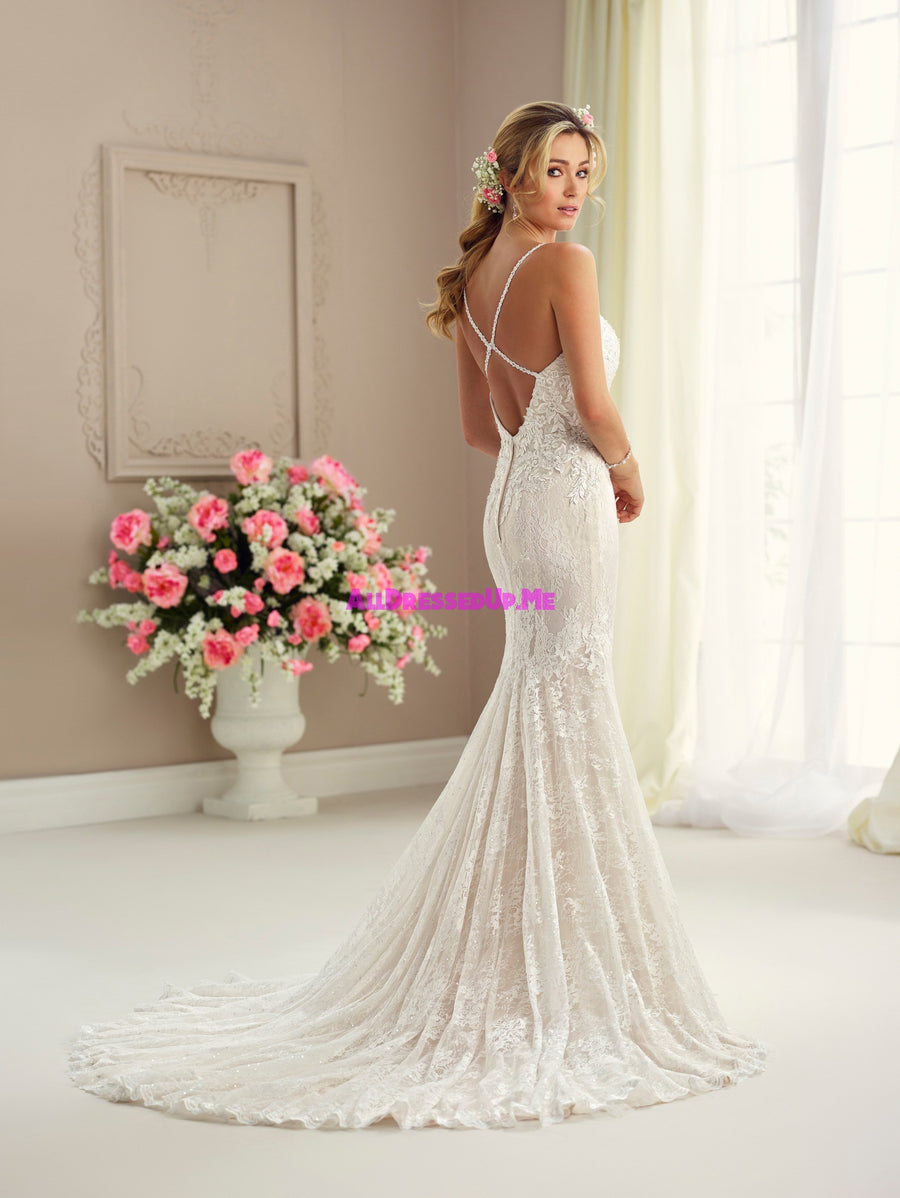 Enchanting - 217107 - All Dressed Up, Bridal Gown - Mon Cheri - - Wedding Gowns Dresses Chattanooga Hixson Shops Boutiques Tennessee TN Georgia GA MSRP Lowest Prices Sale Discount