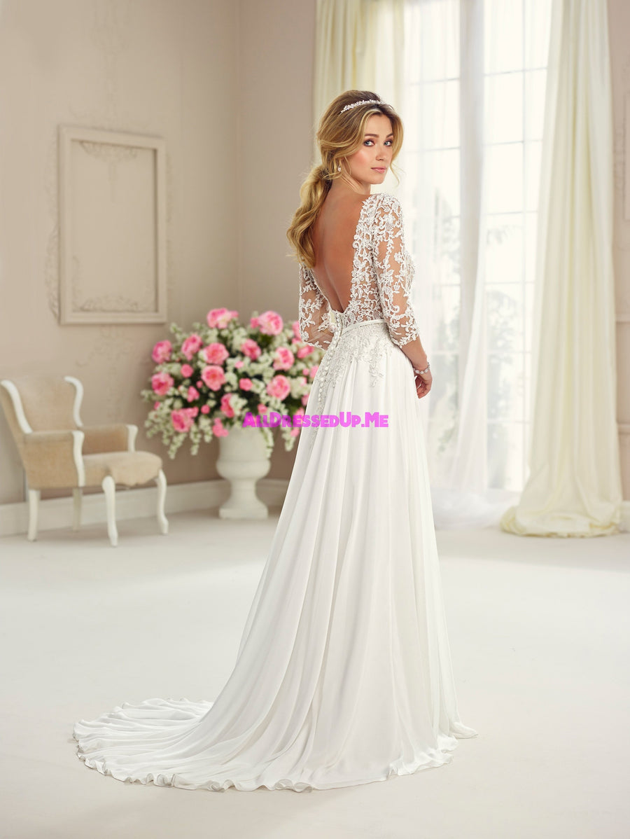 Enchanting - 217108 - All Dressed Up, Bridal Gown - Mon Cheri - - Wedding Gowns Dresses Chattanooga Hixson Shops Boutiques Tennessee TN Georgia GA MSRP Lowest Prices Sale Discount