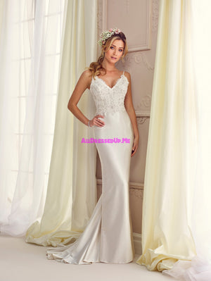 Enchanting - 217110 - All Dressed Up, Bridal Gown - Mon Cheri - - Wedding Gowns Dresses Chattanooga Hixson Shops Boutiques Tennessee TN Georgia GA MSRP Lowest Prices Sale Discount