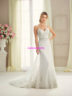 Enchanting - 217111 - All Dressed Up, Bridal Gown - Mon Cheri - - Wedding Gowns Dresses Chattanooga Hixson Shops Boutiques Tennessee TN Georgia GA MSRP Lowest Prices Sale Discount