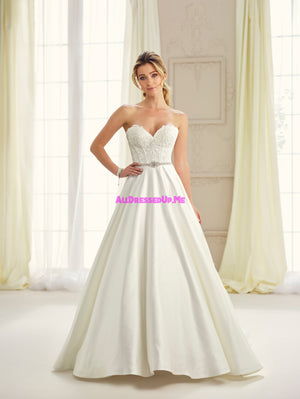 Enchanting - 217114 - All Dressed Up, Bridal Gown - Mon Cheri - - Wedding Gowns Dresses Chattanooga Hixson Shops Boutiques Tennessee TN Georgia GA MSRP Lowest Prices Sale Discount