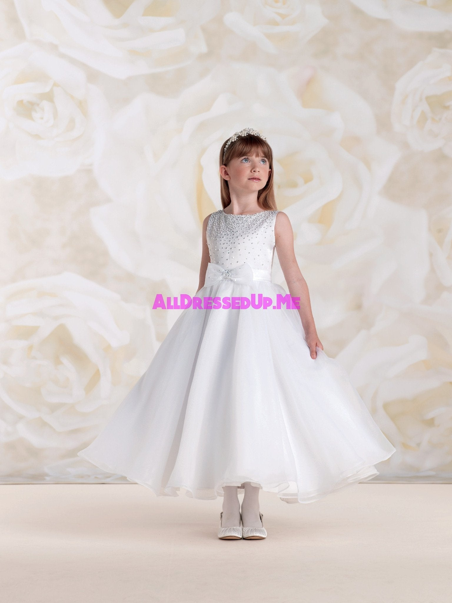c44a87ec6 Wedding Flower Girl Dresses / Youth Special Occasions - All Dressed ...