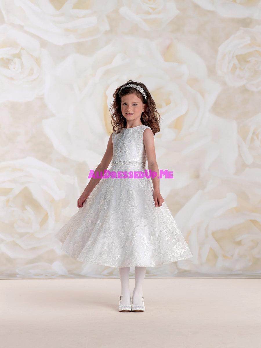 Joan Calabrese - 115319 - All Dressed Up, Flower Girl - Mon Cheri - - Dresses Wedding Youth Child Girls Children First Holy Communion special event Chattanooga Hixson Shops Boutiques Tennessee TN Georgia GA MSRP Lowest Prices Sale Discount