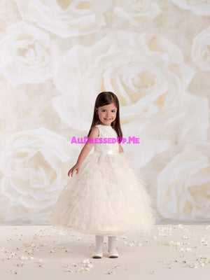 Joan Calabrese - 115326 - All Dressed Up, Flower Girl - Mon Cheri - - Dresses Wedding Youth Child Girls Children First Holy Communion special event Chattanooga Hixson Shops Boutiques Tennessee TN Georgia GA MSRP Lowest Prices Sale Discount