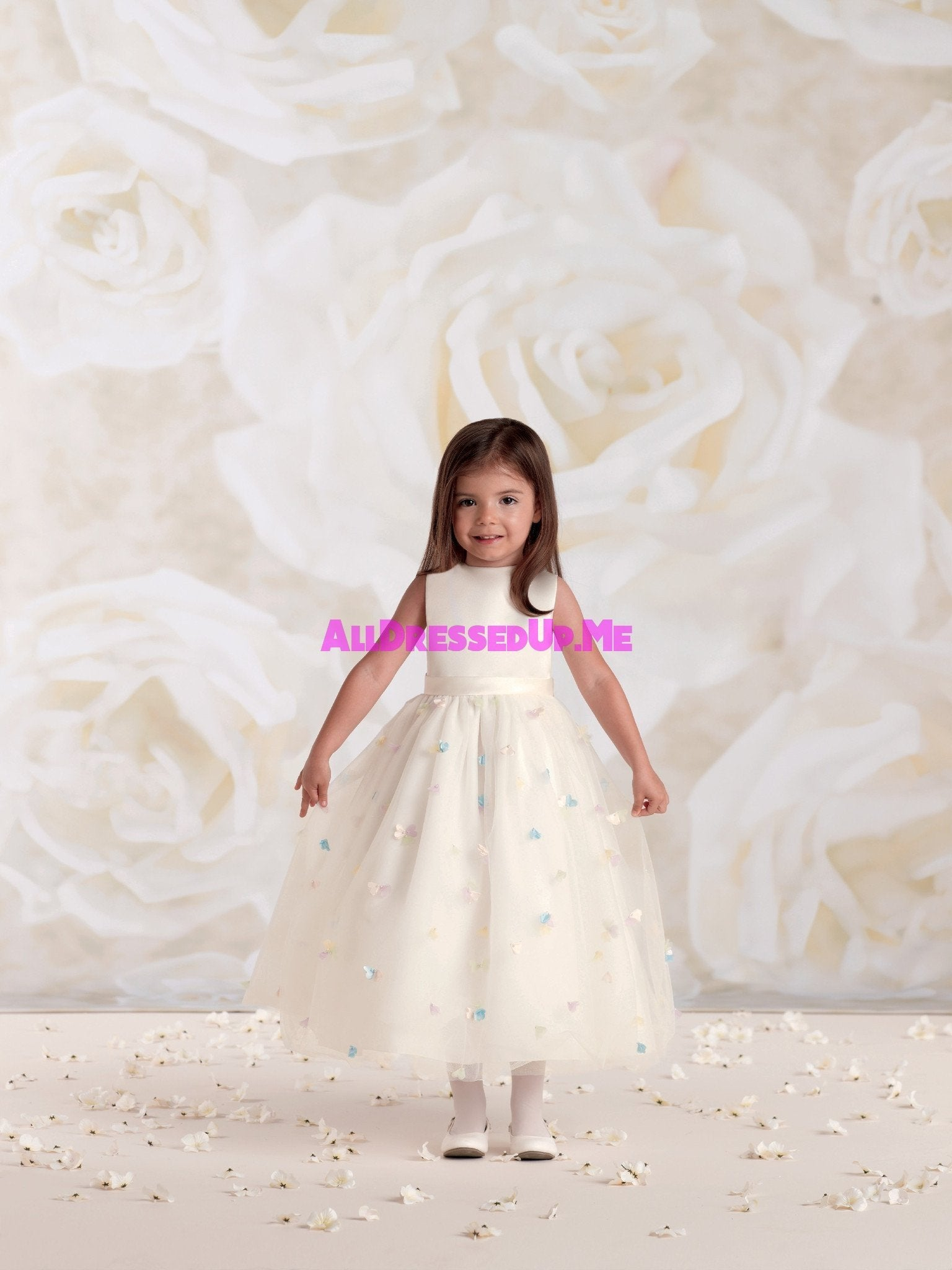 Joan Calabrese - 115328 - All Dressed Up, Flower Girl - All Dressed ...