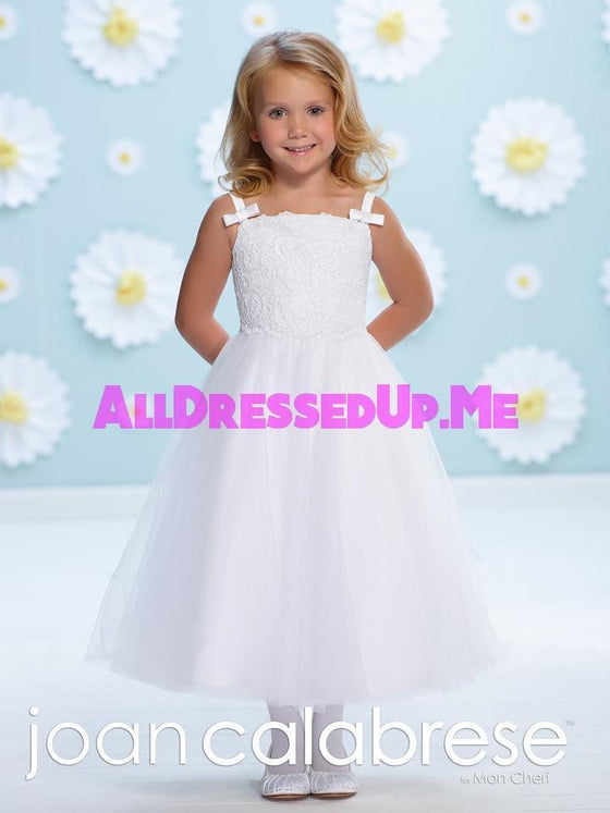 Joan Calabrese - 116368 - All Dressed Up, Flower Girl - Mon Cheri - - Dresses Wedding Youth Child Girls Children First Holy Communion special event Chattanooga Hixson Shops Boutiques Tennessee TN Georgia GA MSRP Lowest Prices Sale Discount