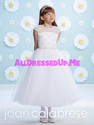 Joan Calabrese - 116369 - All Dressed Up, Flower Girl - Mon Cheri - - Dresses Wedding Youth Child Girls Children First Holy Communion special event Chattanooga Hixson Shops Boutiques Tennessee TN Georgia GA MSRP Lowest Prices Sale Discount
