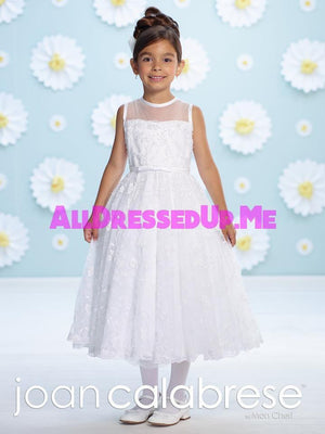 Joan Calabrese - 116380 - All Dressed Up, Flower Girl - Mon Cheri - - Dresses Wedding Youth Child Girls Children First Holy Communion special event Chattanooga Hixson Shops Boutiques Tennessee TN Georgia GA MSRP Lowest Prices Sale Discount