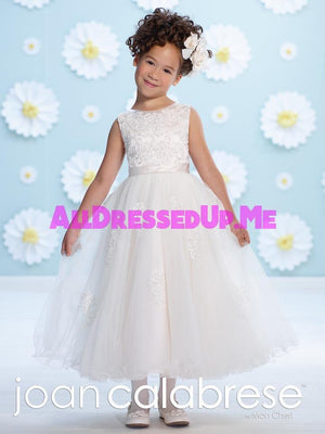 Joan Calabrese - 116381X - All Dressed Up, Flower Girl - Mon Cheri - - Dresses Wedding Youth Child Girls Children First Holy Communion special event Chattanooga Hixson Shops Boutiques Tennessee TN Georgia GA MSRP Lowest Prices Sale Discount