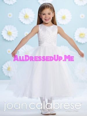 Joan Calabrese - 116383 - All Dressed Up, Flower Girl - Mon Cheri - - Dresses Wedding Youth Child Girls Children First Holy Communion special event Chattanooga Hixson Shops Boutiques Tennessee TN Georgia GA MSRP Lowest Prices Sale Discount