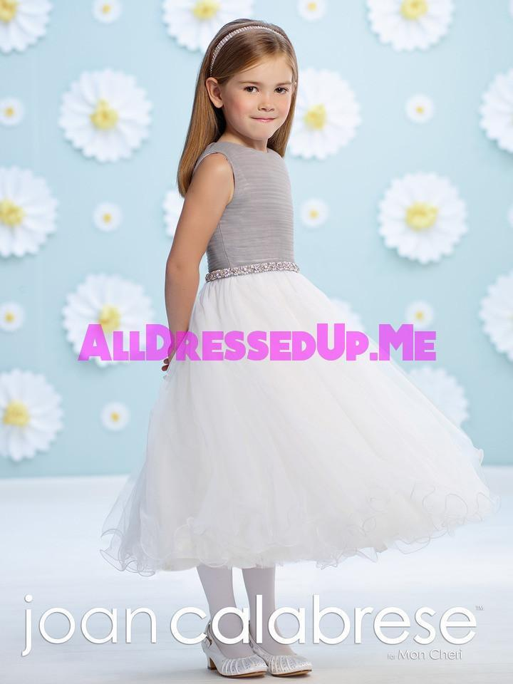 Joan Calabrese - 116391 - All Dressed Up, Flower Girl - Mon Cheri - - Dresses Wedding Youth Child Girls Children First Holy Communion special event Chattanooga Hixson Shops Boutiques Tennessee TN Georgia GA MSRP Lowest Prices Sale Discount